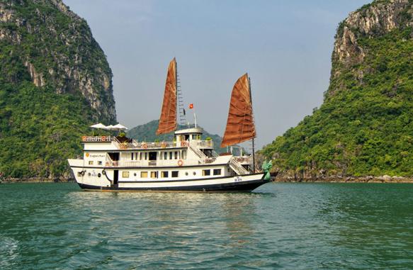 Dragon Pearl Cruise
