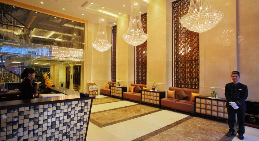 Golden Silk Hotel