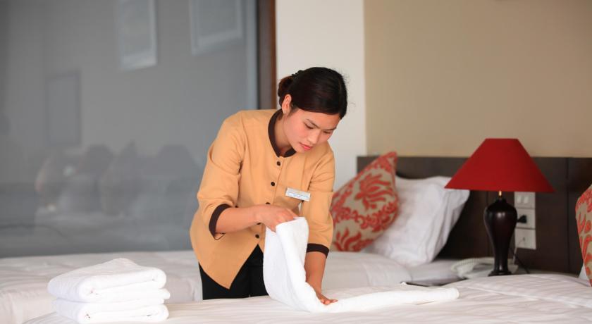 Sapa O/N in the Hotel