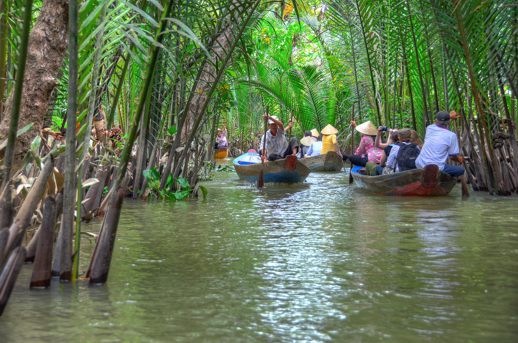 Mekong Delta 1 day