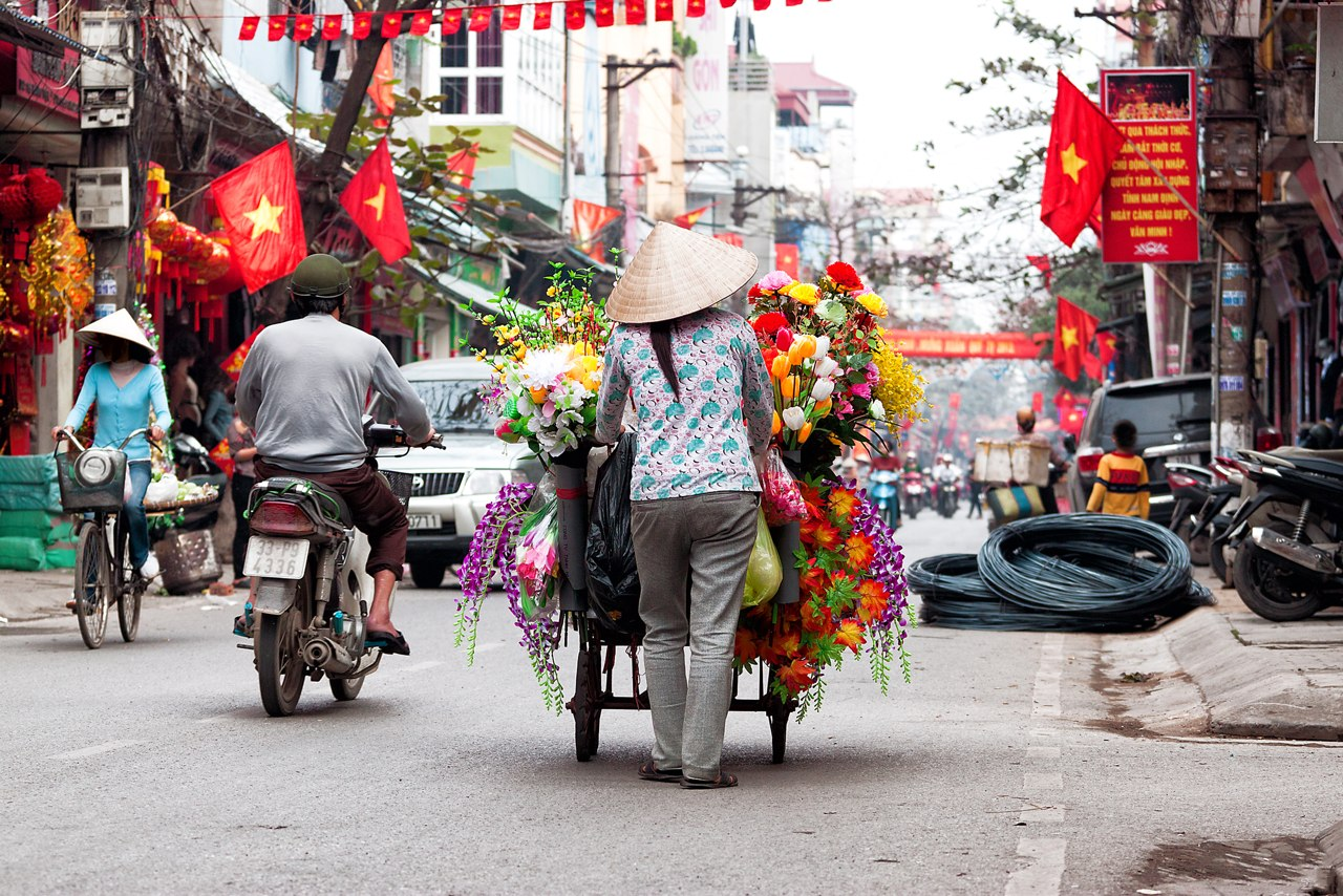 Highlights of Vietnam & Cambodia 15D/14N