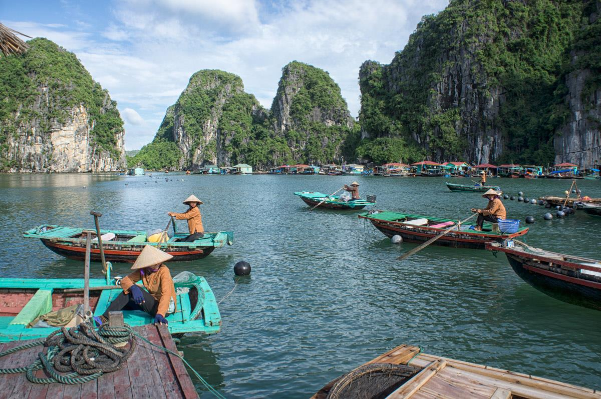 Best of Vietnam & Cambodia 13D/12N