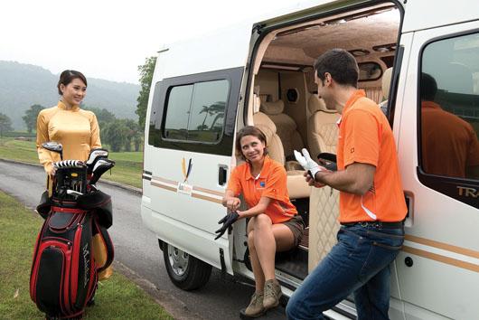 Luxury Van