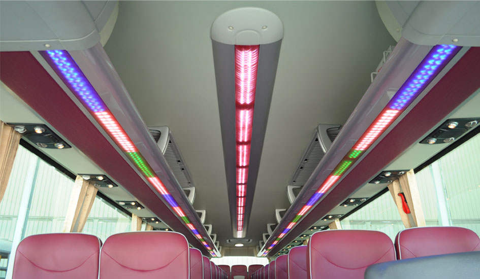 Large Seating bus
