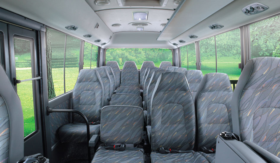 Medium Seating bus