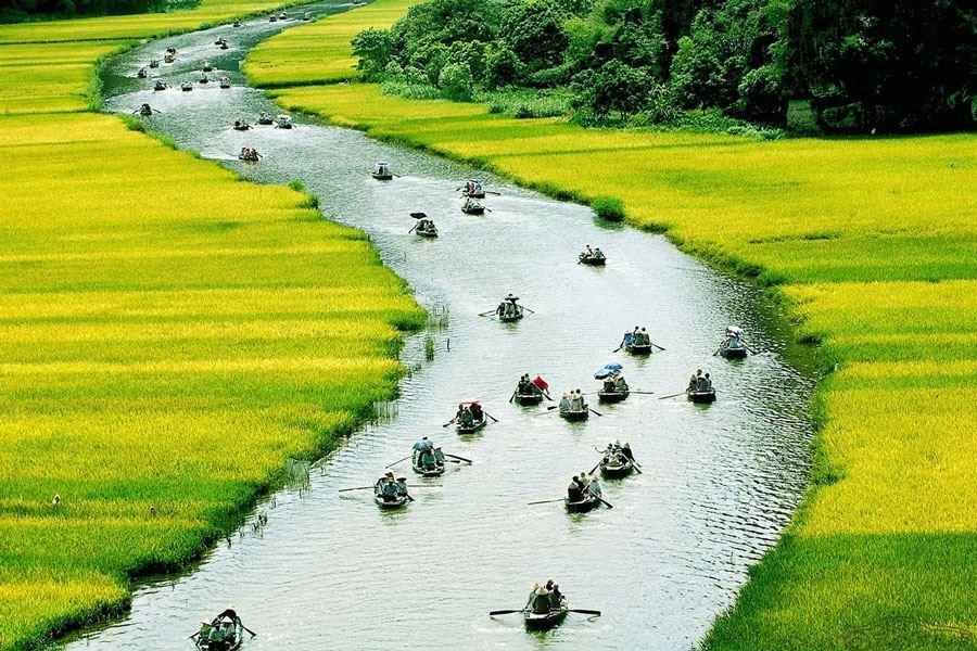 Hanoi-Ninh Binh-Halong Bay 5D/4N