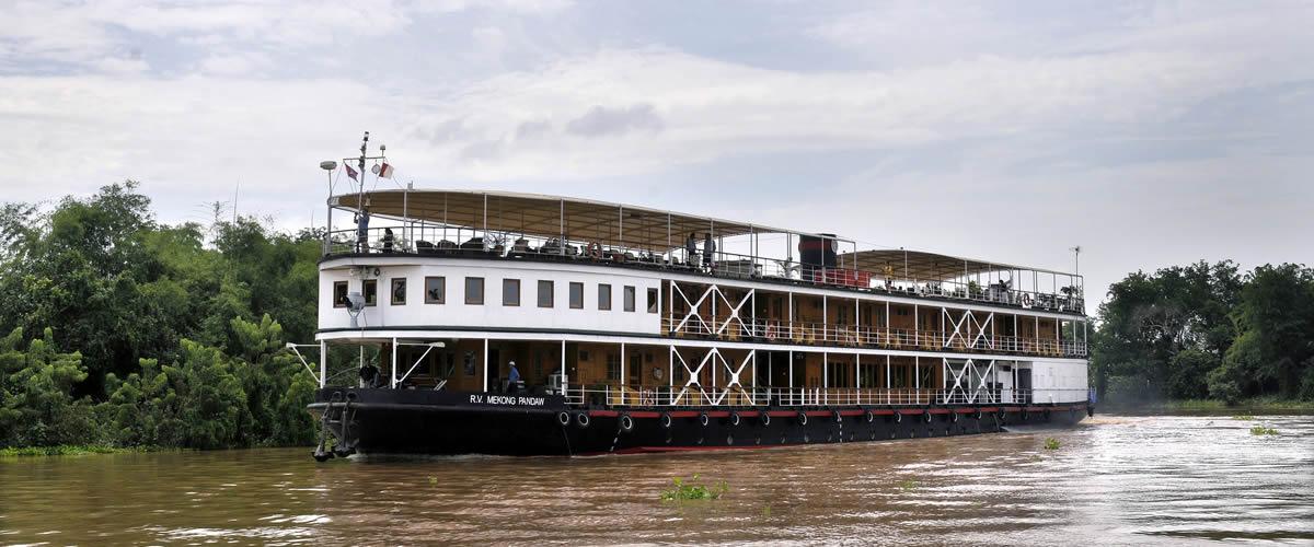 RV Pandaw Cruise