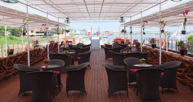 RV Mekong Prestige II Cruise 8D7N