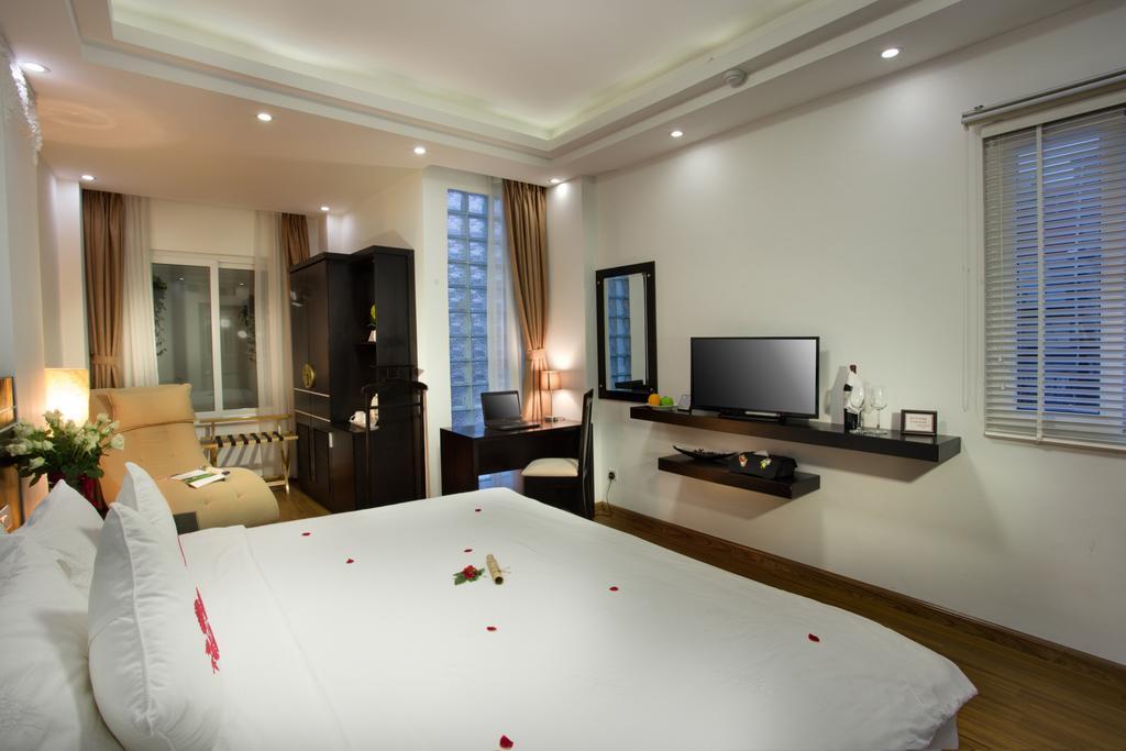 Noble Boutique Hotel Hanoi
