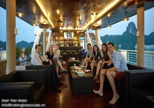 Explore Lan Ha Bay 1 day – Jade Sail Cruise