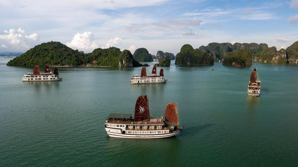 Halong Glory Legend Cruise